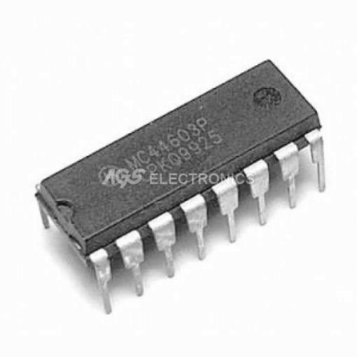 MC44603P - MC 44603P  INTEGRATO 16PIN